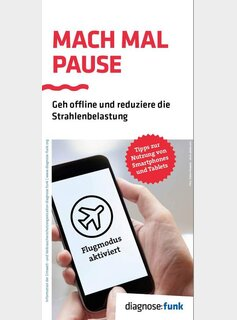 Mach mal Pause, Flyer (6S. DIN lang)